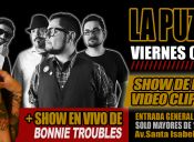 La Puzzydoll + Bonnie Troubles en vivo, Mibar
