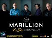 La Gala de Marillion en Casino Monticello