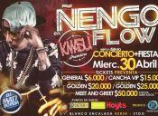 Ñengo Flow en Kmasu Premier