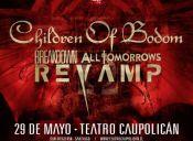 """Festival """"Reaction Fest"""" en Teatro Caupolicán"""