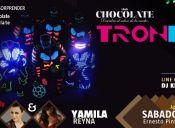 Stand Up Comedy: Carola Paulsen & Yamila Reyna + Tron Led Chile en Club Chocolate