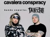 Cavalera Conspiracy en Chile, Blondie