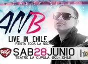Plab B en Chile + Fiesta :