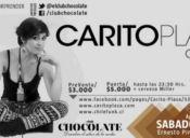 Ciclo Bandas Nacionales Emergentes: Carito Plaza en Club Chocolate