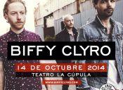 Biffy Clyro en Chile, Teatro La Cúpula