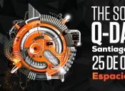 The Sound of Q-Dance Chile - 25 Octubre 2014