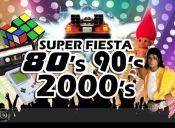 Super Fiesta con lo mejor de los años 80s, 90s y 2000, La Fábrica