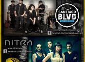 Santiago Boulevard y Nitra en vivo, Bar Grez