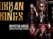 Urban Kings! Daddy Yankee + Yandel en Vivo! en Movistar Arena
