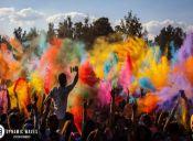 Holi Festival of Colours en Chile, Ciudad Empresarial