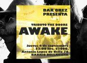 AWAKE tributo a The Doors en Bar Grez