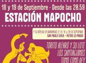 Gran Fonda Guachaca, Estación Mapocho - 18 y 19 de Septiembre
