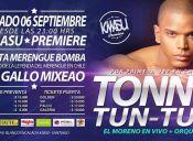 Tonny Tun Tun en Chile - Fiesta Merengue
