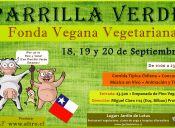 Parrilla Verde: La Fonda Vegana Vegetariana - 18, 19 y 20 de Septiembre