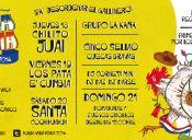 Fonda Villa María 2014, Requinoa - 18 al 21 de Septiembre