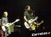 Foo Fighters en Chile, Pista Atlética
