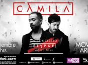 Camila en Chile, Movistar Arena / *EVENTO SUSPENDIDO