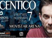 Vicentico en Concierto, Movistar Arena