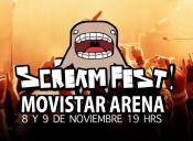 Scream Fest 2014, Movistar Arena // CANCELADO