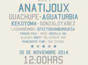 School Rock Festival, Anfiteatro Salvador Allende