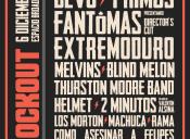 RockOut Fest 2014, Espacio Broadway