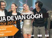 La Oreja de Van Gogh presenta sus grandes éxitos en Chile