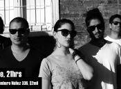 Lanzamiento disco debut Analí, Thelonius