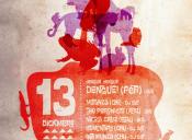 Dengue Dengue Dengue! / Matanza / The Peronists / Nicola Cruz / Dementira / Inti Kunza