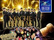 Mega Fiesta de Año Nuevo 2015 en Espacio Don Oscar