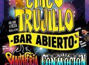 Fiesta Año Nuevo Las Vizcachas 2015 - Chico Trujillo, Santa Feria y Banda Conmoción