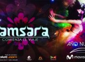 Año Nuevo Samsara 2015, Movistar Arena