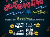 Año Nuevo Adrenalina 2015, Teatro Caupolicán
