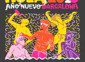 Año Nuevo Barcelona HOLA 2015, Casona Morandé