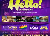 Fiesta de Año Nuevo Hello Santiago 2015