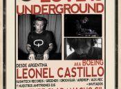 Love is Underground presenta a Leonel Castillo en Chile