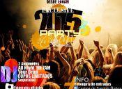 Fiesta de Año Nuevo 2015 en Casona de Eventos Ñuñoa
