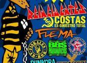 Punk Rock Attack Santiago, Club de Campo Las Vizcachas