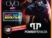 Ovo On Tour trae a los Power Peralta, Enjoy Santiago
