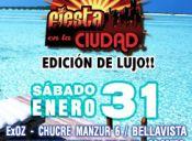 Fiesta en la Ciudad '80 - ''90 - Verano 2015, Ex Oz