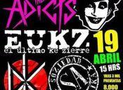 Punk Rock Festival, Club Hípico Santiago