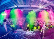 Life in Color 2015, Sur Activo