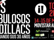 Los Fabulosos Cadillacs en Chile 2015, Movistar Arena