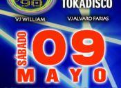 Sesión '90 - Tokadisco: Nostalgia y Vanguardia en la Pista!