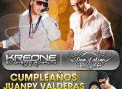 Don Latino y Kreone en vivo, Espacio Arte Matta - 07/04/11