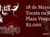 Sepphia y Doctor Misántropo en vivo: SCD Plaza Vespucio - 18/05/11