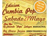 FIESTA TOKADISCO Edición CUMBIA POP!, EX OZ - 21/05/11