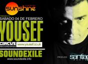 YOUSEF & SOUNDEXILE @ CLUB DEL SOL SUNSHINE - 04/02/2012