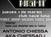 House Music Nigth - 01/03/2012