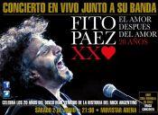 Fito Páez en Chile, Movistar Arena - 02/06/2012