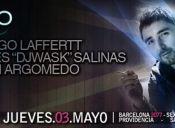 R.LAFFERTT / DJ.WASK / F.ARGOMEDO @ SANTIAGO BEATS - 03/05/2012